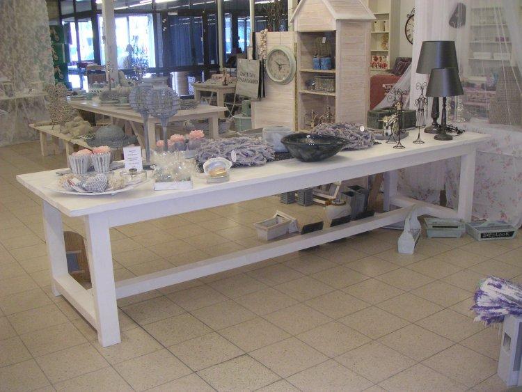 Lange Smalle Tafel : Edstables handmade in holland wittetafel boerentafels